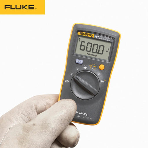 Fluke 101 Mini Digital Multimeter from PMD Way with free delivery worldwide