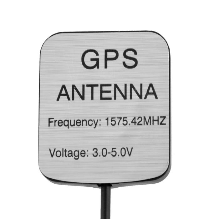 Active external GPS antenna for your module - 28dB gain from PMD Way with free delivery worldwide