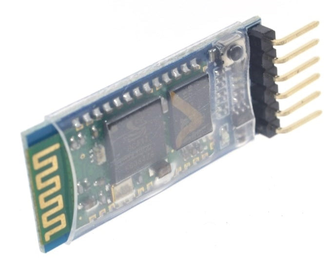 Great value HC05 Bluetooth to UART Serial Wireless Adaptors in packs of ten from PMD Way with free delivery worldwide