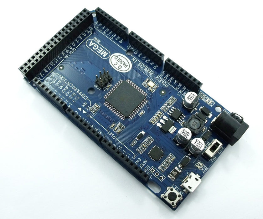 Need an Arduino Mega with a larger power supply? Use this High Current 1.8A Arduino Mega2560 R3 Compatible Board from PMD Way with free delivery, worldwide