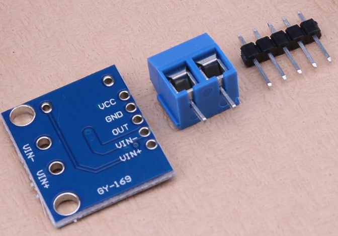 Great value INA169 Analog DC Current Sensor Breakout - 60V 5A from PMD Way with free delivery worldwide