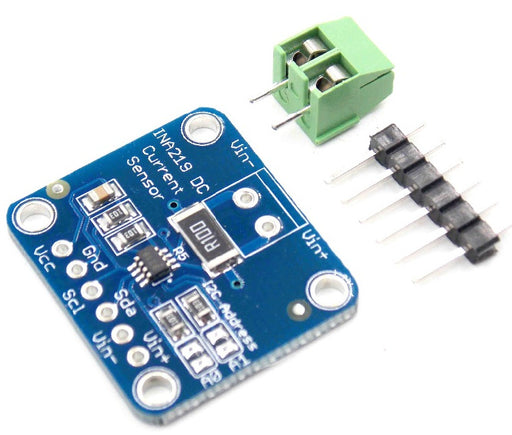 Great value INA219 High Side DC Current Sensor Breakout - 26V ±3.2A Max from PMD Way with free delivery worldwide