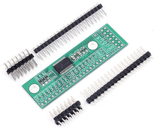 Useful Inline MCP23017 I2C 16-bit Port Expander Breakout Board from PMD Way with free delivery worldwide