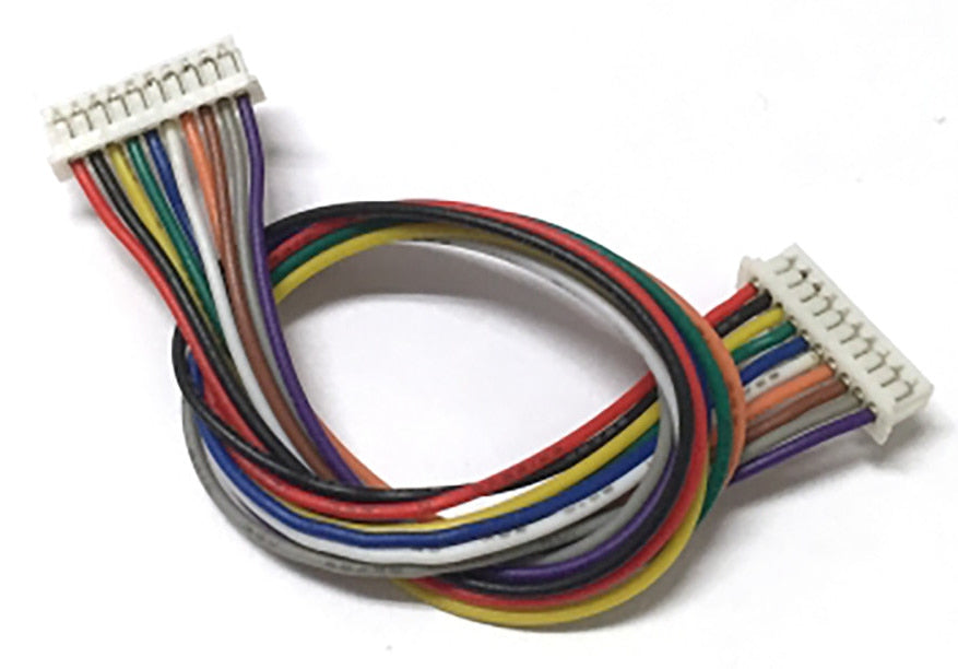 Quality female to female JST SH ZH PH XH Cable Assemblies in packs of ten from PMD Way with free delivery worldwide