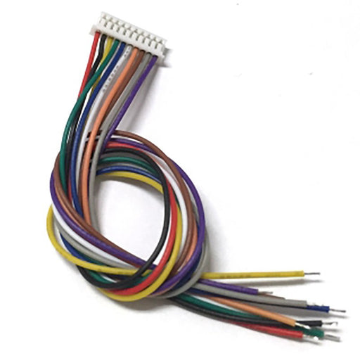 Quality JST SH ZH PH XH Female to Bare Wire Cable Assemblies in packs of ten from PMD Way with free delivery worldwide