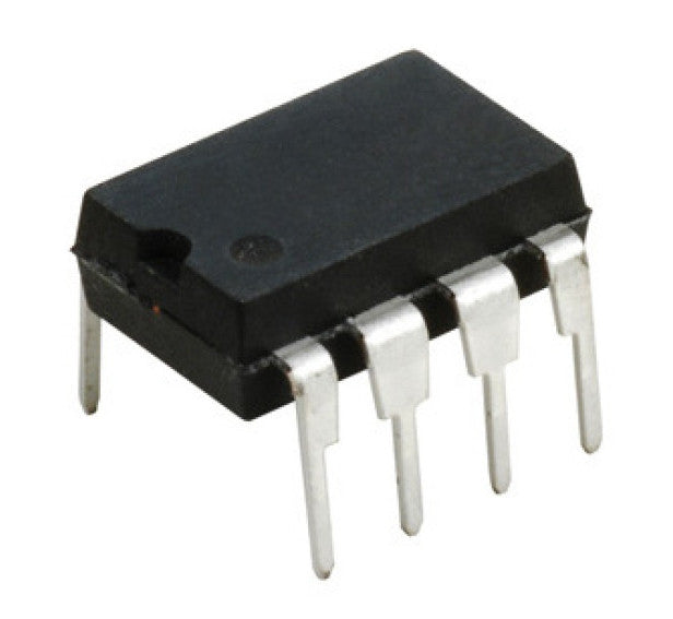 LM833 Dual Low Noise Op-Amp ICs in packs of ten from PMD Way with free delivery worldwide