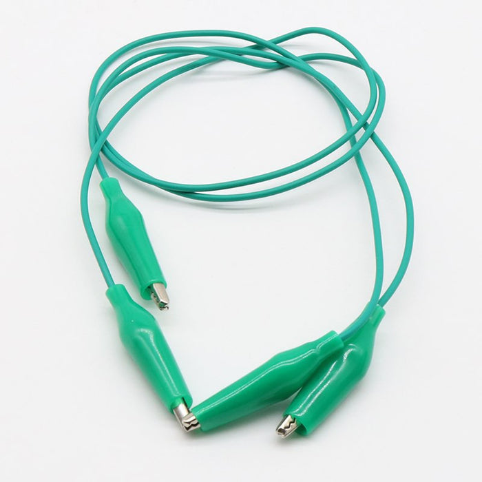 Useful Large Alligator Clip Test Lead Set - Ten Pack from PMD Way with free delivery worldwide