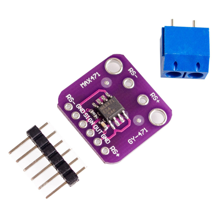Great value MAX471 3A Current Sensor Module from PMD Way with free delivery worldwide
