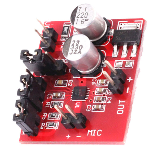 Great value MAX9814 Electret Microphone Amplifier Board from PMD Way with free delivery worldwide