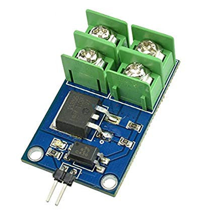 Control high loads with the MOSFET Breakout Board - 36V 20A from PMD Way with free delivery worldwide