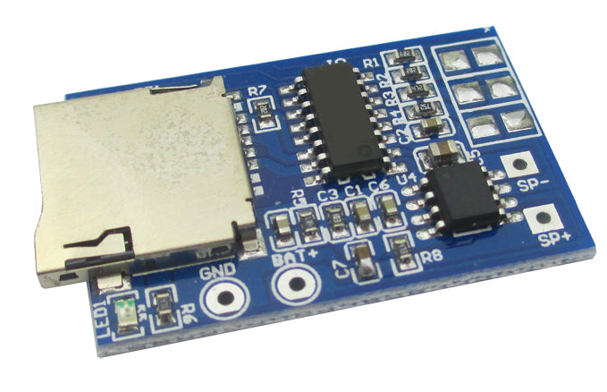 Great value MP3 Decoder Board with 2W Amplifier Module from PMD Way with free delivery, worldwide