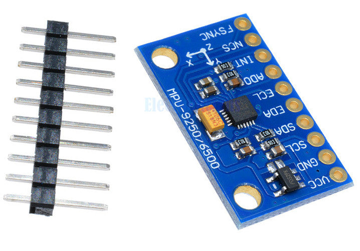 Great value MPU9250 9-Axis Attitude Gyro Accelerator Magnetometer Sensor Board from PMD Way with free delivery worldwide