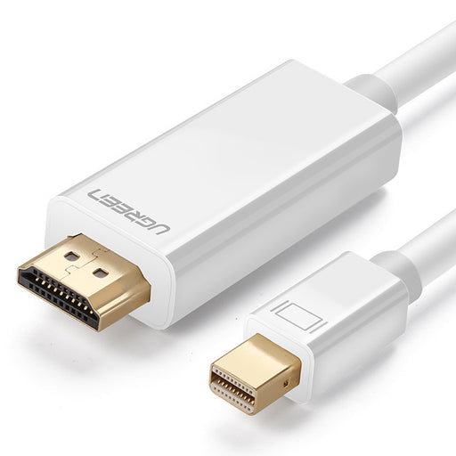 Quality Mini Displayport to HDMI Plug Cables from PMD Way with free delivery worldwide