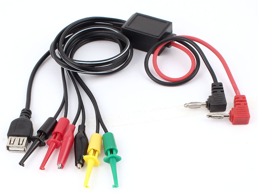 Useful Multifunction Basic Power Supply Test Line - Banana to Various from PMD Way with free delivery worldwide