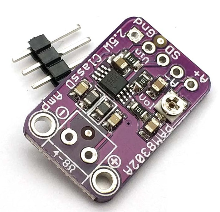 Great value PAM8302 Mono 2.5W Class D Audio Amplifier Board from PMD Way with free delivery worldwide