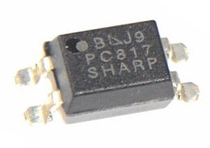 PC817C SMD Optocoupler - 50 Pack