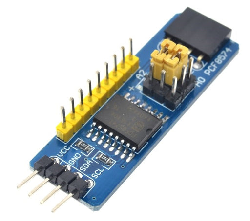 Useful PCF8574 I2C 8-bit Port Expander Breakout Board from PMD Way with free delivery worldwide