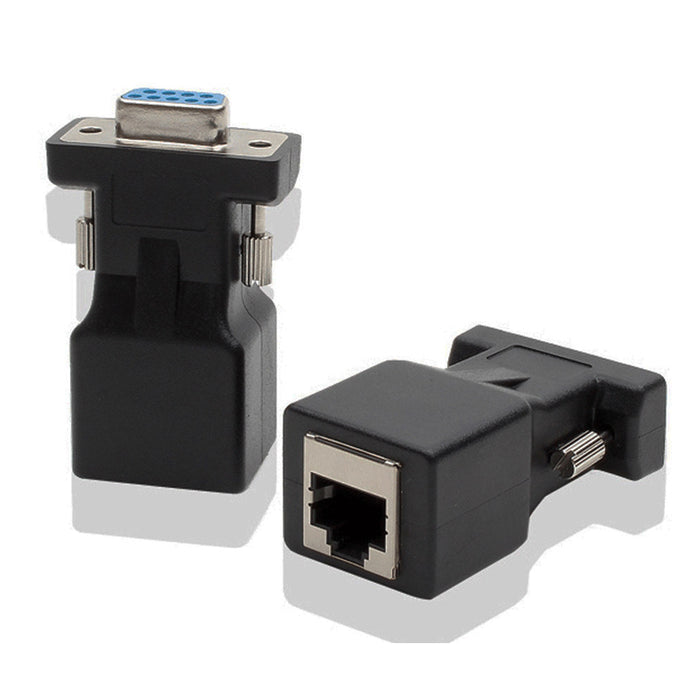 Useful RJ45 to DB9 Female Adaptor from PMD Way with free delivery worldwide