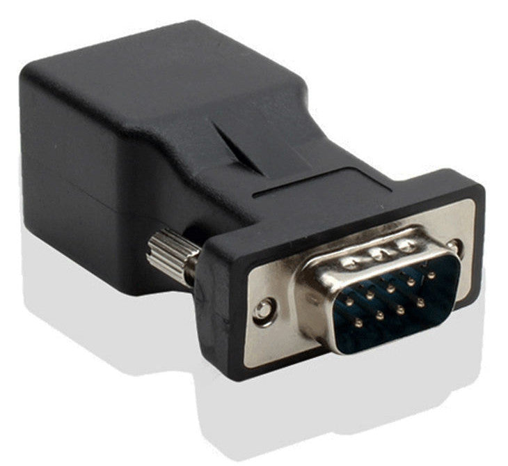 Useful RJ45 to DB9 Male Adaptor from PMD Way with free delivery worldwide