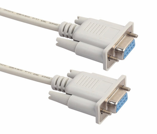 Great value RS232 DB9 Null Modem Cables from PMD Way with free delivery worldwide