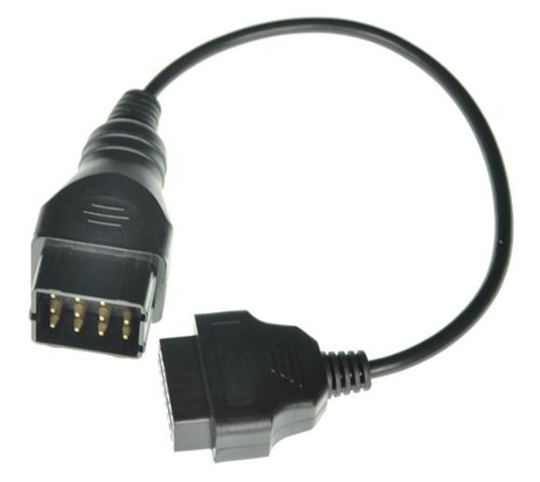 Quality Renault 12 Pin Male to 16 Pin OBDII Cable from PMD Way with free delivery worldwide