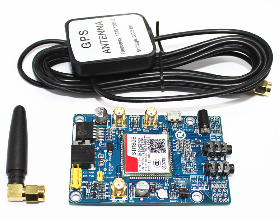 Great value SIM808 GSM GPRS GPS Cellular Development Board from PMD Way with free delivery worldwide