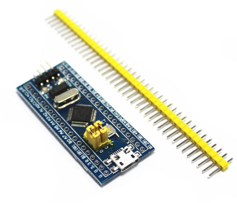 Great value STM32F103C8T6 ARM STM32 Development Board in packs of five from PMD Way with free delivery, worldwide