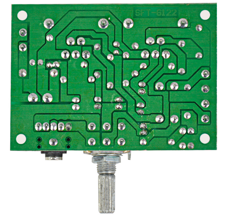 Compact analog TDA2030 15W x 2 Amplifier Board from PMD Way with free delivery worldwide