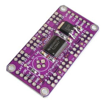 LED and PWM control with the TLC5947 12-Bit 24-Channel PWM LED Driver Module from PMD Way with free delivery worldwide
