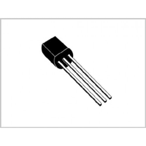 PNP 2N3906 TO92B General Purpose Transistors in packs of 100 from PMD Way with free delivery worldwide