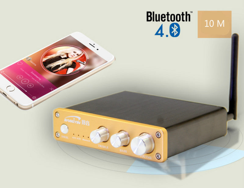 Great value streaming audio TPA3116D2 50W x 2 Bluetooth Audio Amplifer from PMD Way with free delivery, worldwide