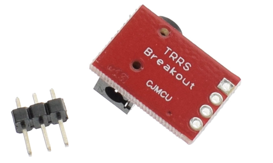 Great value TRRS Socket Breakout Board from PMD Way with free delivery worldwide