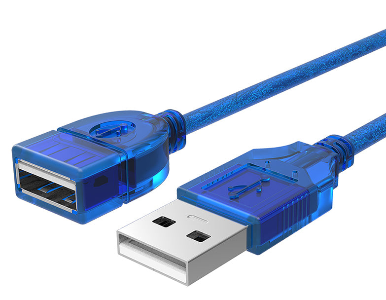 Useful USB A Plug to USB A Socket Extension Cables from PMD Way with free delivery worldwide
