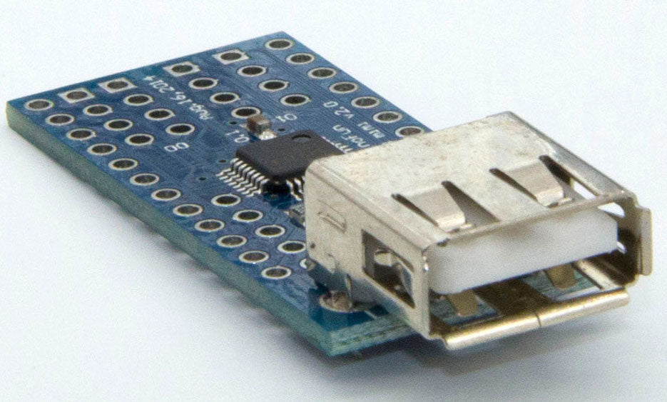Useful USB Host Module 2.0 for Arduino with MAX3431E from PMD Way with free delivery worldwide