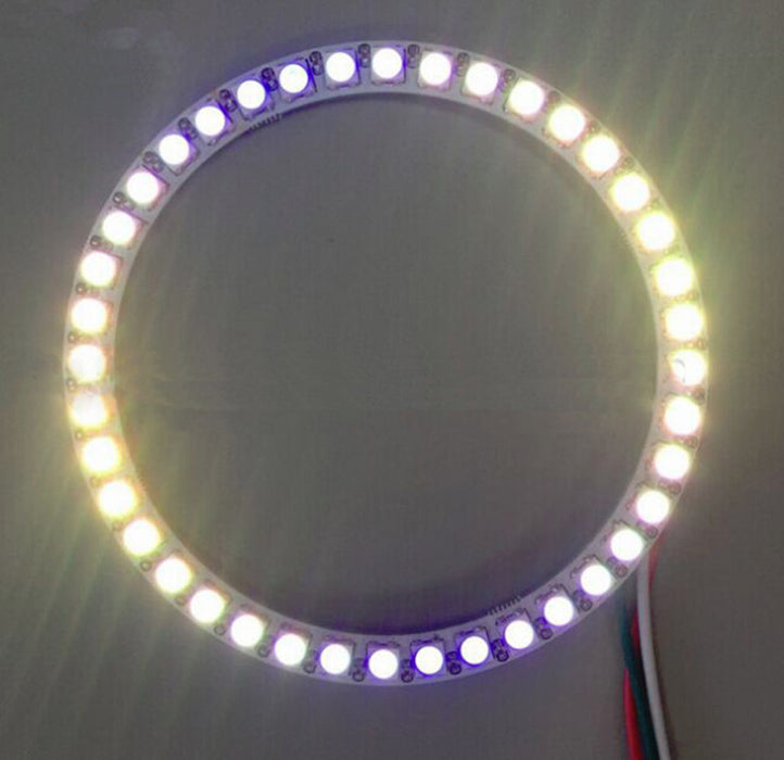 WS2812B RGB LED Rings from PMD Way with free delivery worldwide