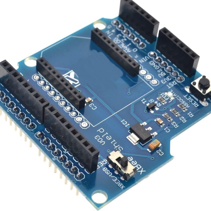 Great value XBee Shield for Arduino from PMD Way with free delivery, worldwide