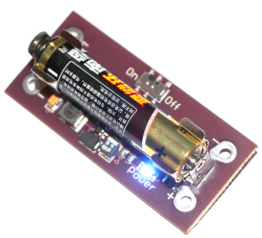 Get 5V from an AAA cell using the AAA Battery 5V Step Up Power Converter from PMD Way with free delivery worldwide