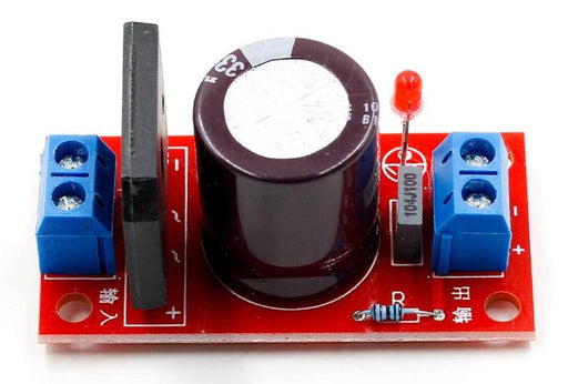 Easily convert up to 18V AC to DC with these AC to DC rectifier boards from PMD Way with free delivery worldwide