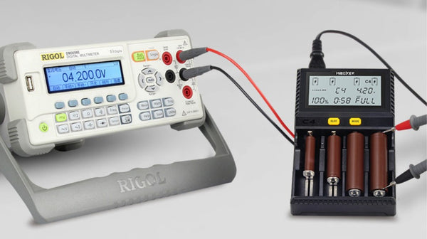 Lithium Ion Battery Charger for Various 3.7V Li-Ion from PMD Way with free delivery worldwide