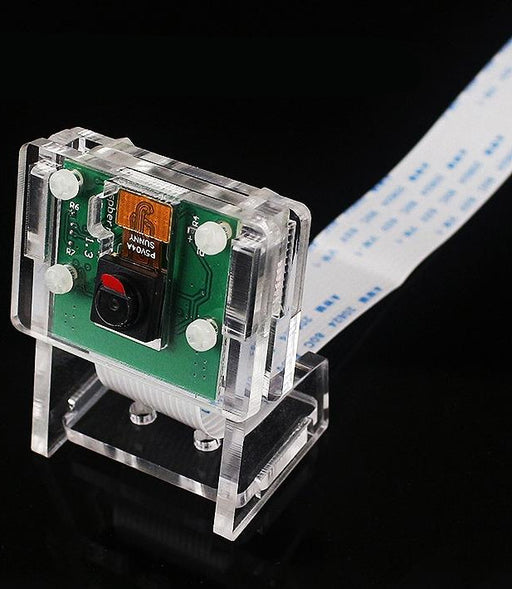 Acrylic Raspberry Pi Camera Holder from PMD Way with free delivery worldwide