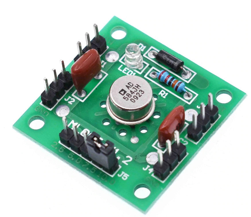 AD584 2.5V/5V/7.5V/10V High Precision Voltage Reference Module from PMD Way with free delivery worldwide