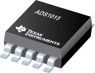 ADS1015 12-Bit ADC ICs in packs of 20 from PMD Way with free delivery worldwide