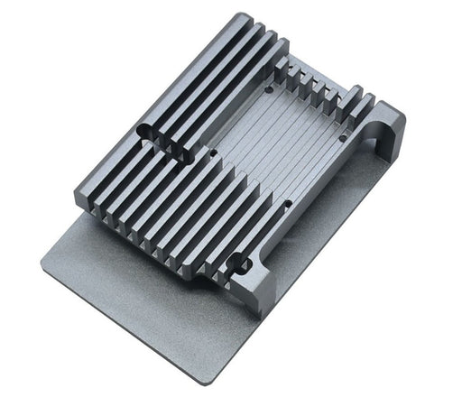 Aluminum Alloy Heatsink Enclosure for Raspberry Pi 4B from PMD Way with free delivery worldwide