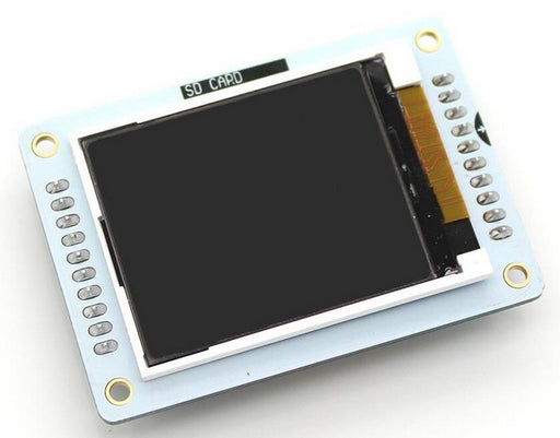 Add a full 1.8 inch 128x160 TFT LCD for Arduino Esplora for colorful gaming from PMD Way with free delivery, worldwide