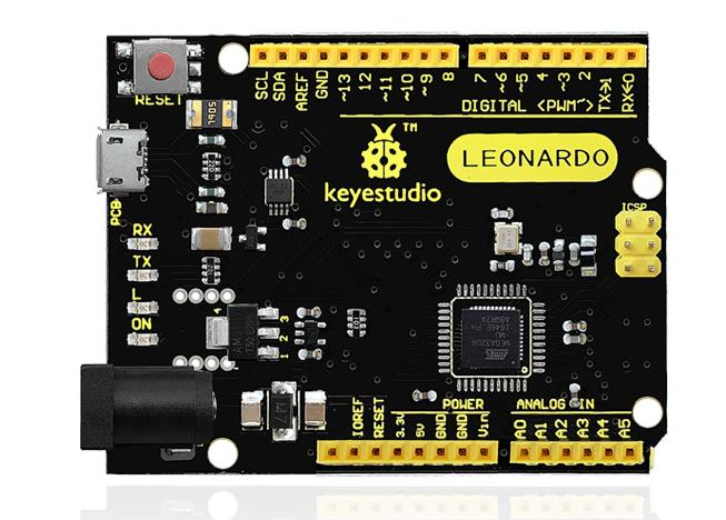 Arduino Leonardo compatible from PMD Way with free delivery worldwide