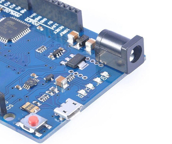 100% Arduino Leonardo R3 Compatible Board from PMD Way with free delivery, worldwide