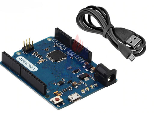 Arduino Leonardo R3 Compatible Board with micro USB Cable from PMD Way with free delivery worldwide