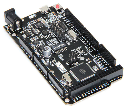 100% Arduino Mega 2560 R3 Compatible with ESP8266 WiFi MCU and 32 Mb flash from PMD Way with free delivery, worldwide