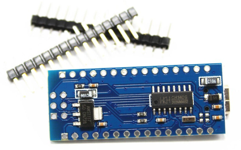 Save money with the Arduino Nano v3.0 Compatible - Ten Pack from PMD Way with free delivery, worldwide