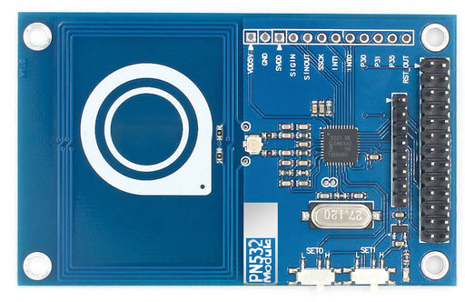NFC RFID Modules for Raspberry Pi from PMD Way